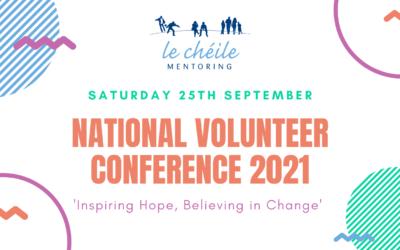 National Volunteer Conference